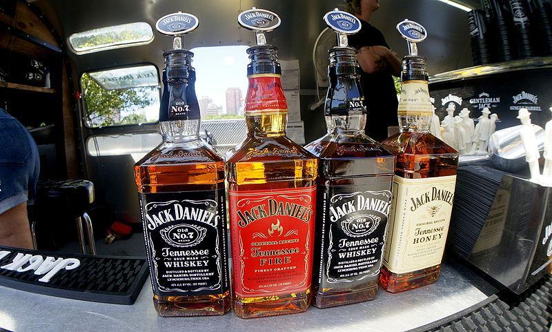 Najsłynniejszy amerykański alkohol – Jack Daniel's Tennessee Whisky